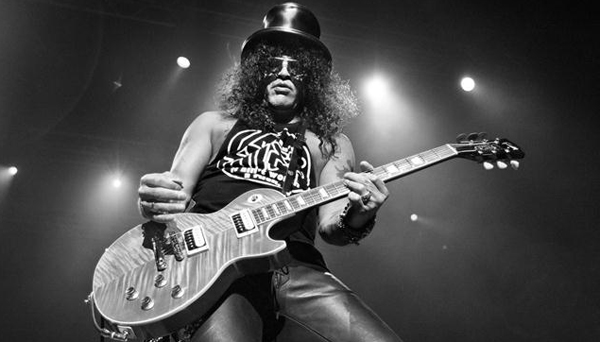 Slash ft. Myles Kennedy and The Conspirators, din nou la București