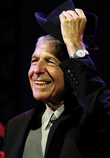 Welcome back, Mr. Leonard Cohen!