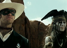 The Lone Ranger - trailer oficial #2