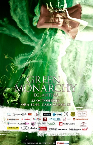 Green Monarchy- Eglantina @ Carol 53
