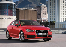 Audi A3: high-tech în format compact
