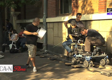 "Making of ""Roxanne"" @ Ca-n Filme - Video"