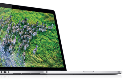 Apple a lansat primul MacBook cu Retina display