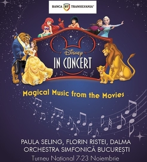 "Premiera ""Disney Magical Music from the Movies"""