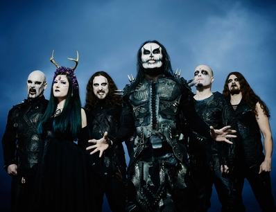 CRADLE OF FILTH canta la Metalhead Meeting Festival 2017