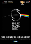Concert Tribut Pink Floyd cu Speak Floyd la Hard Rock Cafe din București
