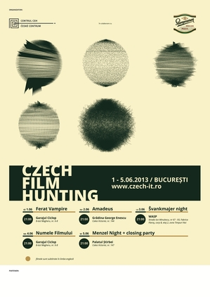 Czech Film Hunting: PROGRAM